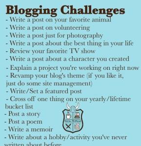Overall Blog
