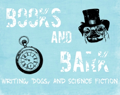 Books and Bark Logo