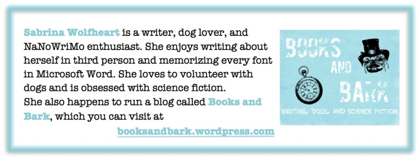 Sabrina Wolfheart Bio for Guest Posts