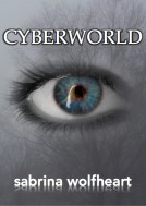 CyberWorld Book Cover-
