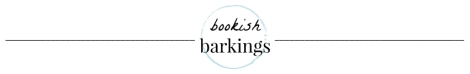 bookish barkings header