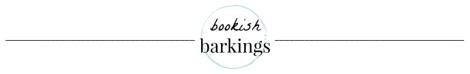 bookish barkings header
