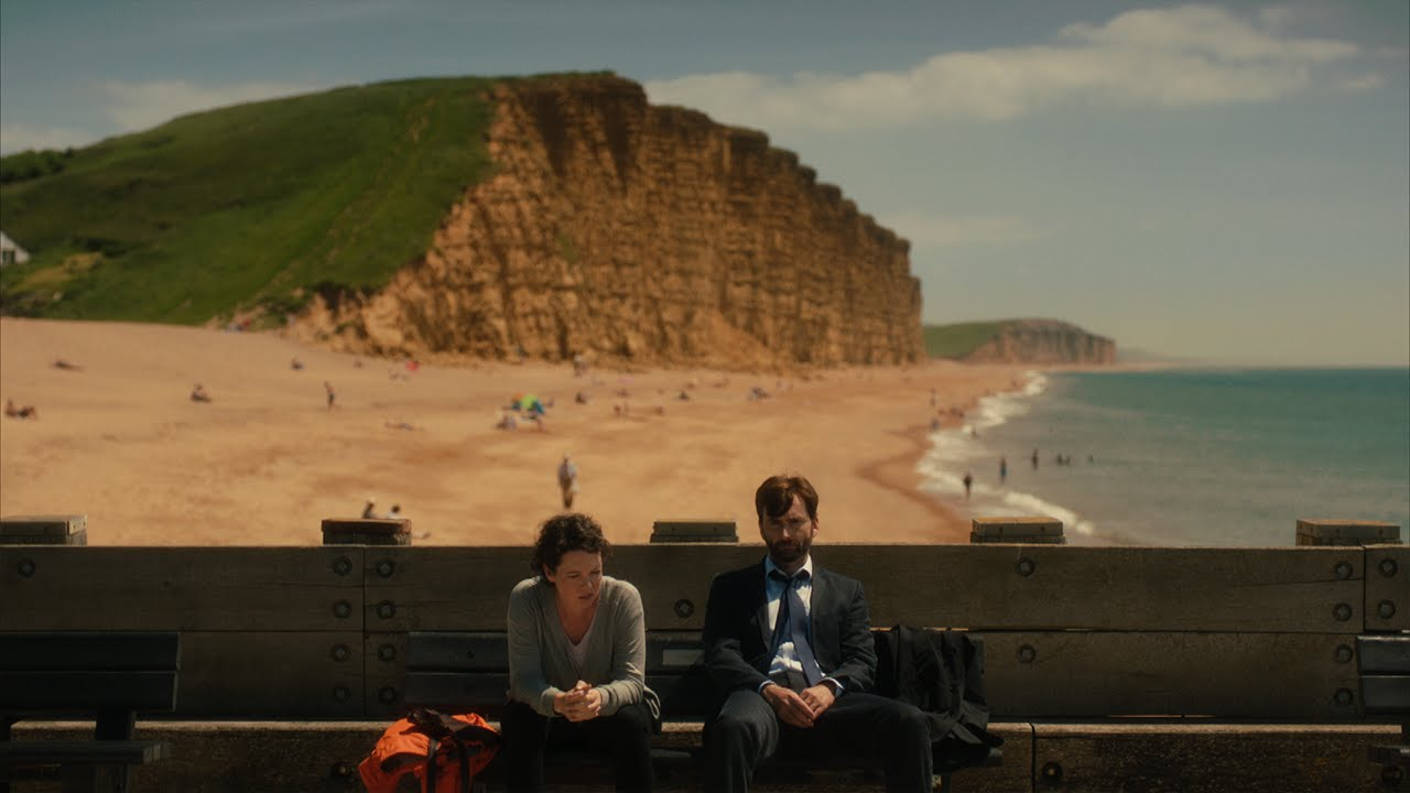 Broadchurch // 16 Hours Well Spent | Books and Bark