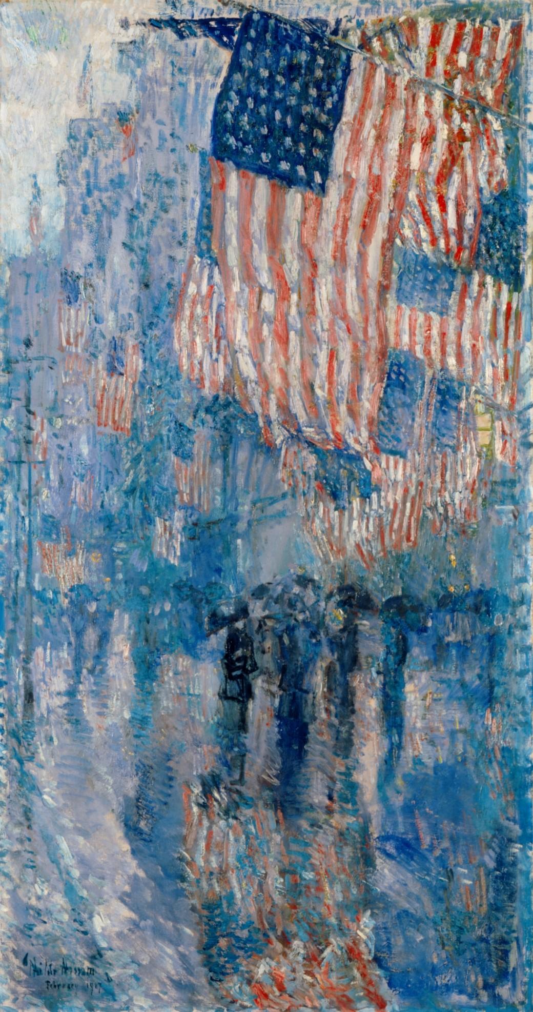 Avenue_in_the_Rain